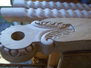 Furniture & Architectural Carving